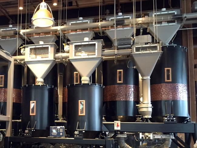 Choáng ngợp với cửa hàng có quy mô lớn nhất từ trước đến nay của Starbucks - ảnh 6