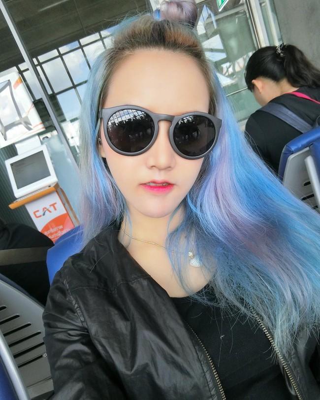 Các cô nàng sành điệu nhất châu Á đang thi nhau nhuộm 6 màu tóc chất hơn nước quất này bạn đã biết chưa? - Ảnh 2.