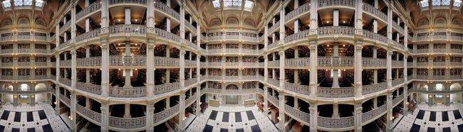 19 thư viện có kiến trúc tuyệt đẹp tại Mỹ - Ảnh 6.