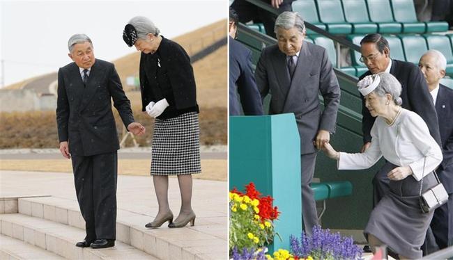 Chuyện tình cổ tích của Nhà Vua Nhật Bản phá bỏ quy tắc Hoàng gia để kết hôn với cô gái thường dân - Ảnh 20.