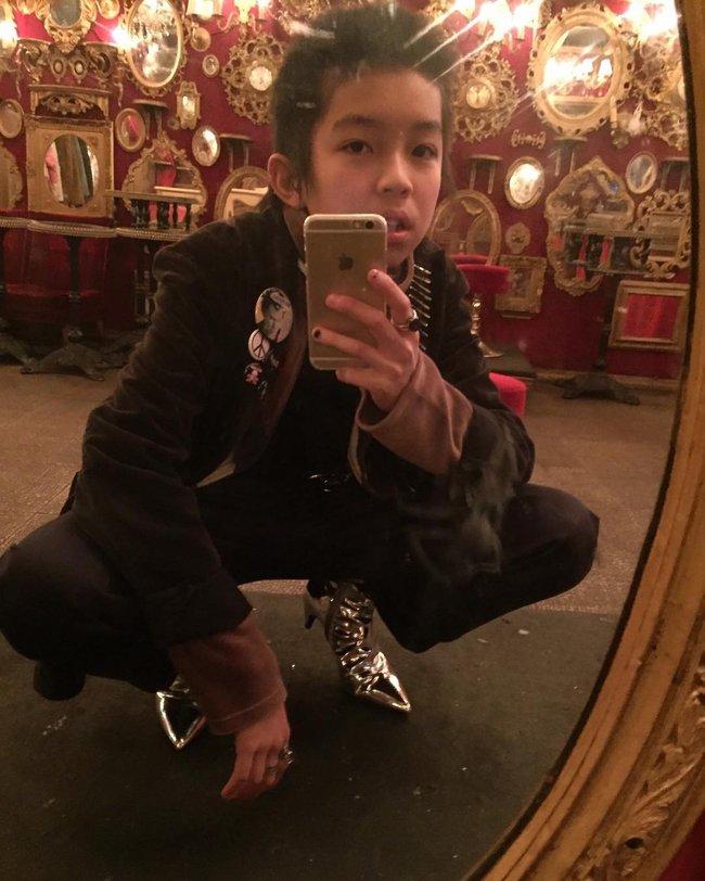 Kim Kardashian ư? Cậu nhóc 13 tuổi có style cực chất này mới là thánh selfie - ảnh 12