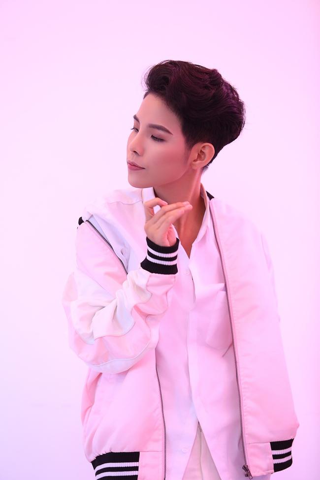 Vũ Cát Tường hóa ma-nơ-canh, yêu hot girl trong MV Ngày hôm qua - Ảnh 5.
