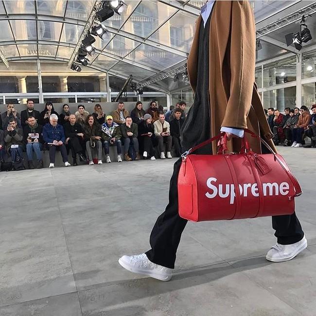 Louis Vuitton x Supreme - BST hàng hiệu xa xỉ mang đẳng cấp dân chơi đang khiến giới thời trang dậy sóng - Ảnh 7.