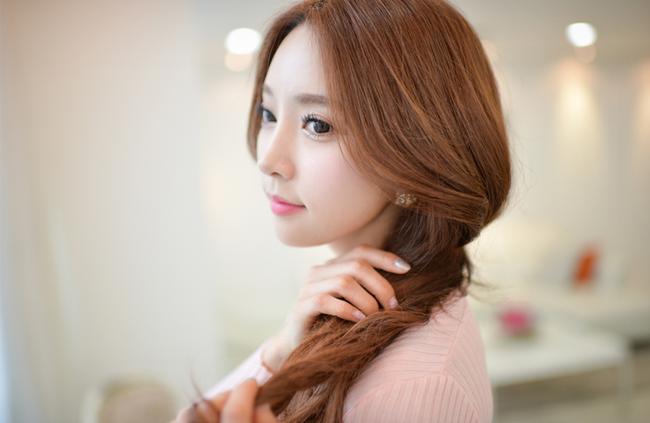Danh sách 10 cô gái xinh đẹp hot nhất mạng xã hội Hàn Quốc trong năm 2016 - Ảnh 8.