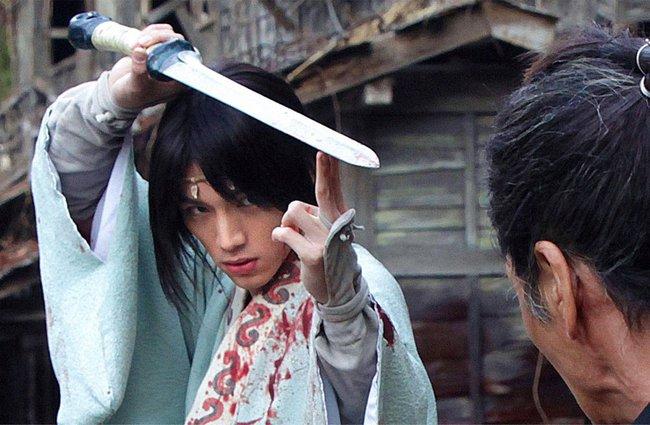 """Takuya Kimura trở lại sau 10 năm """"gác kiếm"""", viết huyền thoại mới về samurai - Ảnh 8."""
