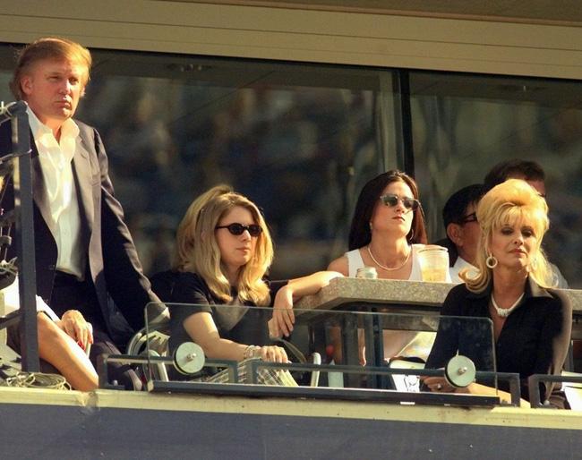 Từ cô con gái nhà giàu đến đệ nhất tiểu thư Mỹ: Cuộc sống sang chảnh từ trứng nước của Ivanka Trump - ảnh 7