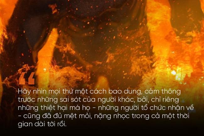 Từ vụ cháy phim Kong: Ngừng chỉ trích và dựng chuyện, thay vào đó hãy chia sẻ và cảm thông... - Ảnh 8.