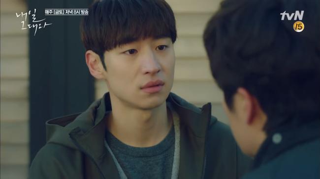 """""""Tomorrow With You"""": Thót tim vì Shin Min Ah tự """"chui đầu vào rọ"""" - Ảnh 12."""