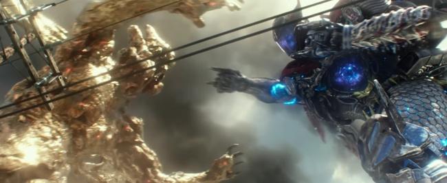 Power Rangers - Giữ vững tinh thần của người tiền nhiệm - Ảnh 6.