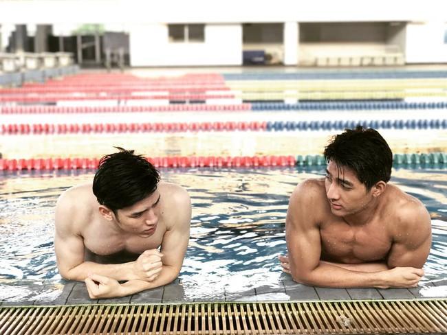 Phim đồng tính, dị tính Water Boyy The Series tung teaser bỏng mắt - Ảnh 9.