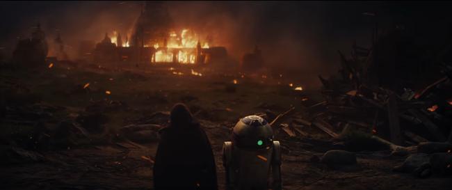 Thời đại của hiệp sĩ Jedi đi tới hồi kết trong trailer của Star Wars: The Last Jedi - Ảnh 8.