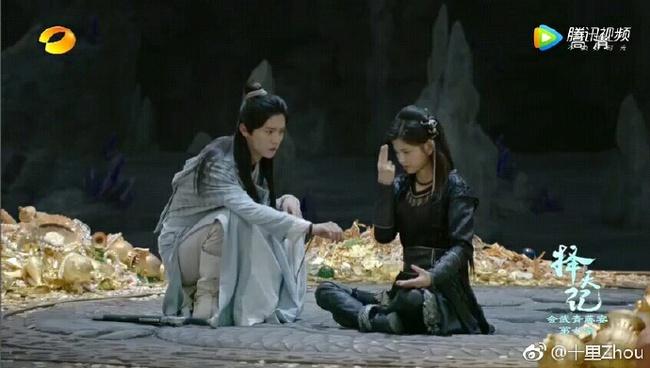 """""""Trạch Thiên Ký"""": Luhan một mình đối đầu với các tinh anh võ thuật trong thiên hạ - Ảnh 6."""