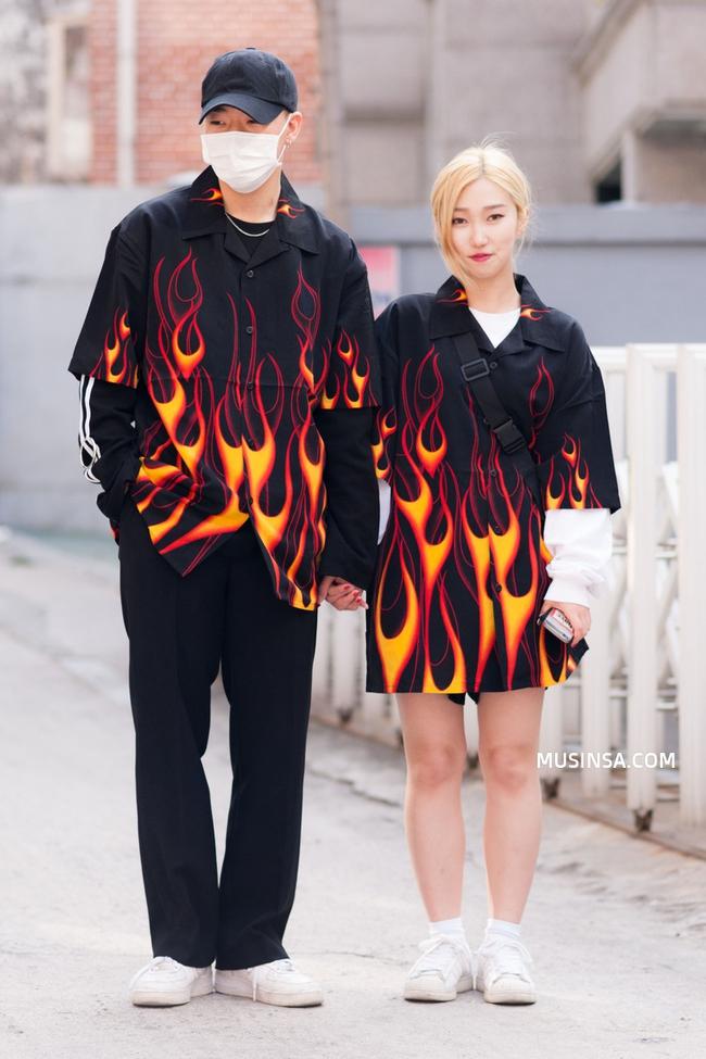 Ngắm các bạn trẻ Hàn mix đồ cool như thế này vừa thấy ghen tị vừa muốn phấn đấu mặc đẹp hơn nữa - Ảnh 9.