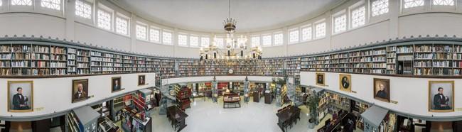 19 thư viện có kiến trúc tuyệt đẹp tại Mỹ - Ảnh 7.