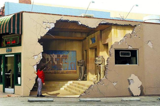 Ngắm nhìn 17 bức tranh tường 3D chân thực khắp nơi trên thế giới - Ảnh 15.