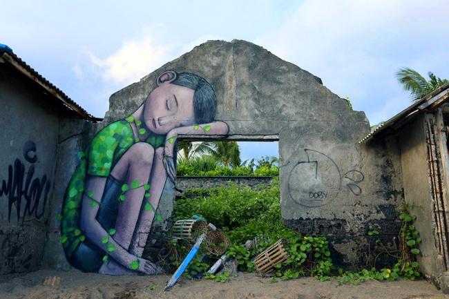 Ngắm nhìn 17 bức tranh tường 3D chân thực khắp nơi trên thế giới - Ảnh 27.