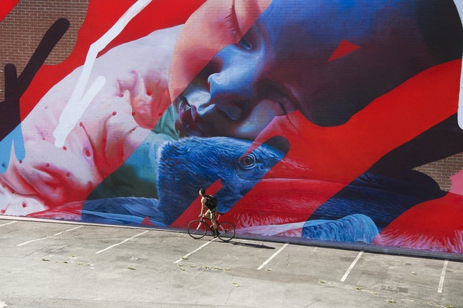 Ngắm nhìn 17 bức tranh tường 3D chân thực khắp nơi trên thế giới - Ảnh 29.