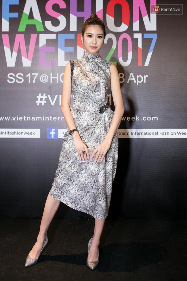 Thảm đỏ VIFW ngày cuối: Phạm Hương và Tóc Tiên cùng chọn style chất quằn quại, Hoa hậu Thu Thảo chưa bao giờ chói đến thế - Ảnh 11.