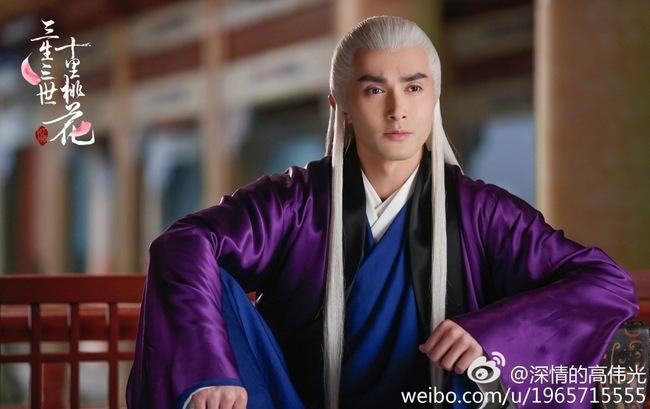 Tất tần tật về dàn diễn viên phụ toàn trai xinh gái đẹp của phim Tam Sinh Tam Thế siêu hot - Ảnh 10.