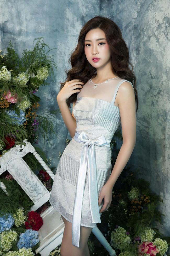 Hoa hậu Việt Nam 2016 Mỹ Linh ngày càng xinh đẹp và khoe vẻ gợi cảm - Ảnh 11.