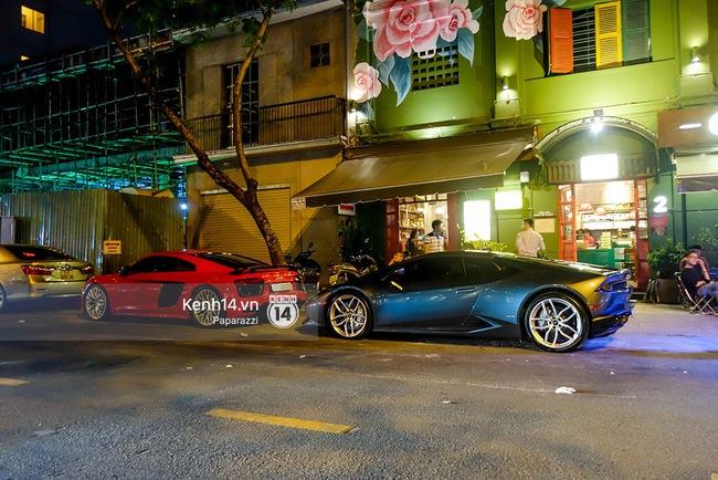 Đông Nhi - Ông Cao Thắng xuất hiện cùng siêu xe 13 tỷ nổi bật trên phố - Ảnh 4.