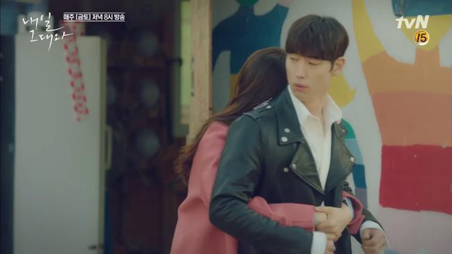 """""""Tomorrow With You"""": Cuối cùng chồng Shin Min Ah đã tự thú trước bình minh - Ảnh 10."""