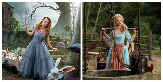 Nếu muốn trở thành nàng công chúa Disney, hãy mua cho mình một bộ váy màu xanh! - Ảnh 7.