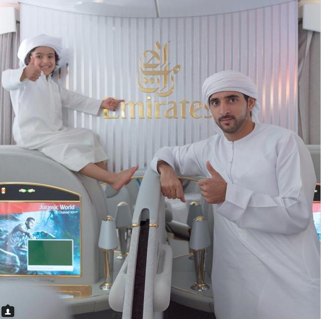 Cuộc sống xa hoa của chàng Thái tử tỷ phú trong Hoàng gia Dubai - Ảnh 15.