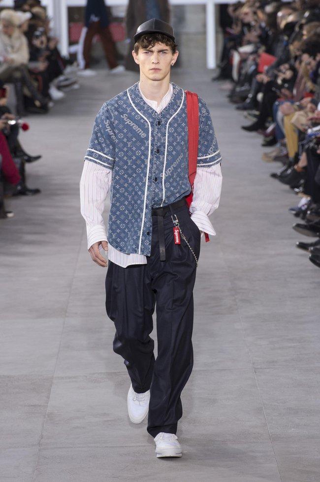 Louis Vuitton x Supreme - BST hàng hiệu xa xỉ mang đẳng cấp dân chơi đang khiến giới thời trang dậy sóng - Ảnh 9.