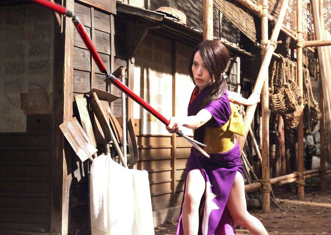 """Takuya Kimura trở lại sau 10 năm """"gác kiếm"""", viết huyền thoại mới về samurai - Ảnh 10."""