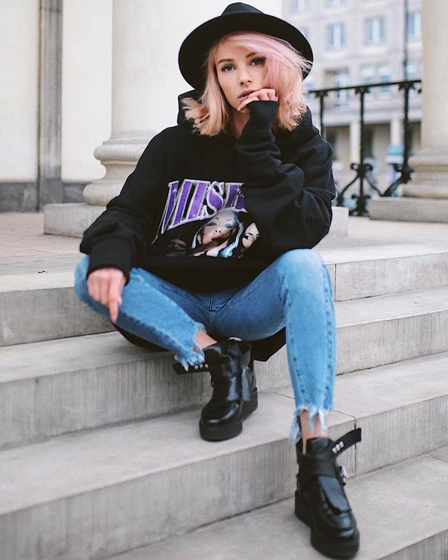 Giới trẻ thế giới chẳng bao giờ gây thất vọng với street style chỉ có nuột trở lên - Ảnh 9.