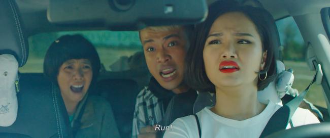 Miu Lê và Thu Trang bị truy đuổi trong teaser Nắng 2 - Ảnh 5.