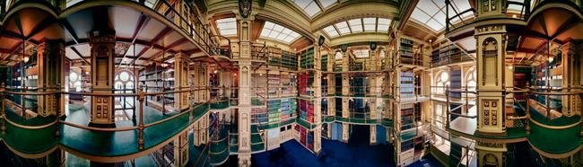 19 thư viện có kiến trúc tuyệt đẹp tại Mỹ - Ảnh 9.