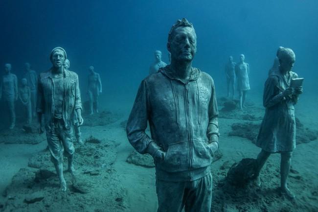 Vùng biển khiến ai cũng phải lạnh người khi nhìn thấy cảnh tượng ở dưới đáy - ảnh 3