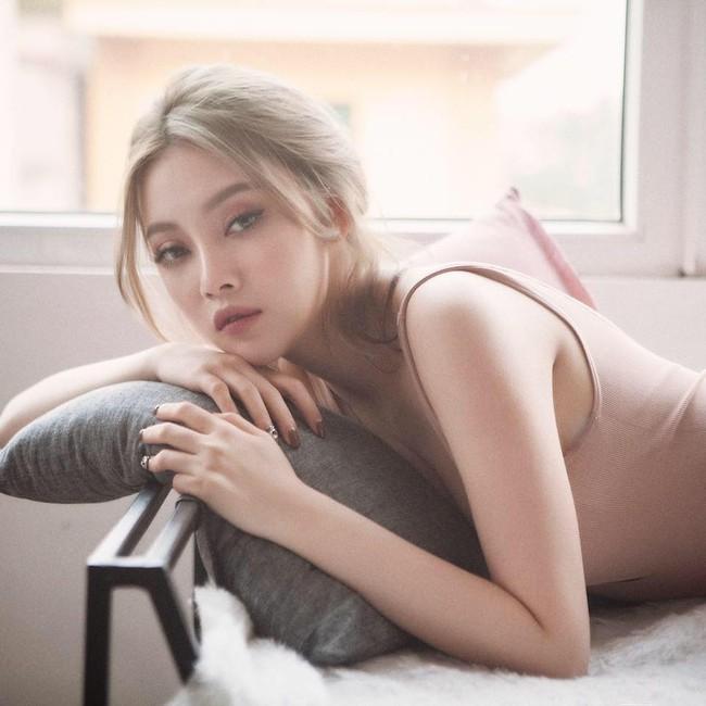 Hậu chia tay, bạn gái cũ của Lê Hiếu lột xác để thi The Face Vietnam! - Ảnh 4.