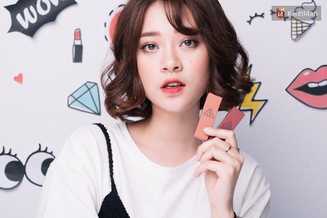 Hot girl Mai Anh bật mí 4 màu son cam siêu đẹp cô nàng hay dùng nhất - Ảnh 2.