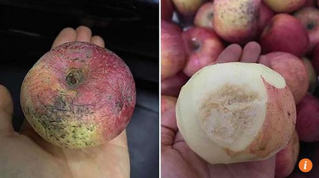 Cho trẻ ăn hoa quả thối hỏng ở trường mầm non danh tiếng