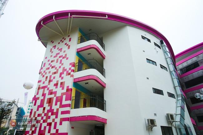 Du học tại chỗ ở Hà Nội tại ngôi trường mới toanh, sang xịn và toàn màu hồng! - ảnh 9
