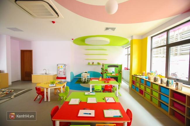 Du học tại chỗ ở Hà Nội tại ngôi trường mới toanh, sang xịn và toàn màu hồng! - ảnh 15