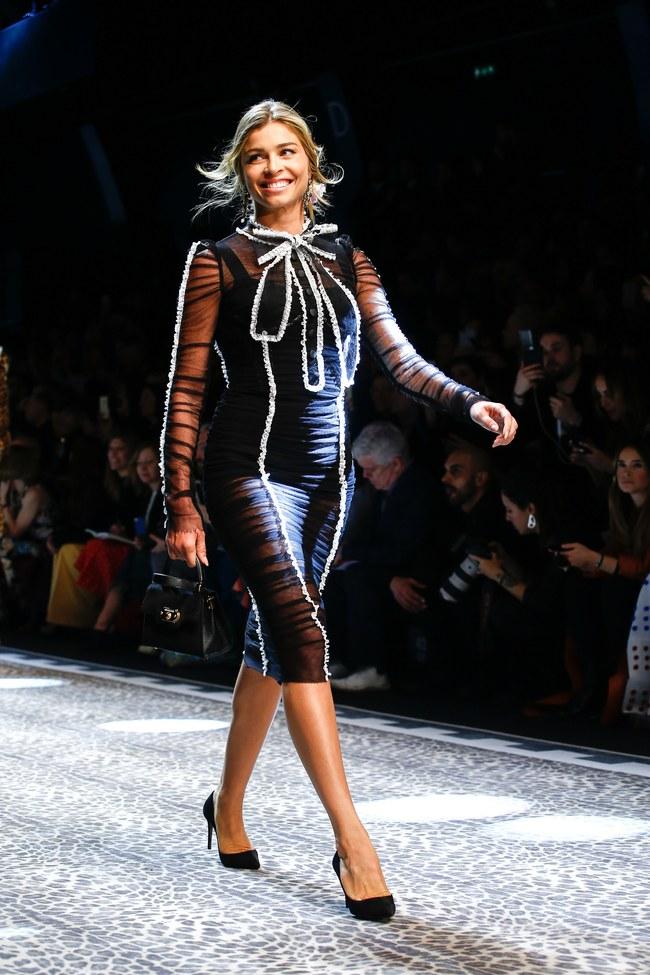 Lý Quí Khánh mang phong cách một mình một kiểu đến show Dolce&Gabbana tại Milan - Ảnh 12.