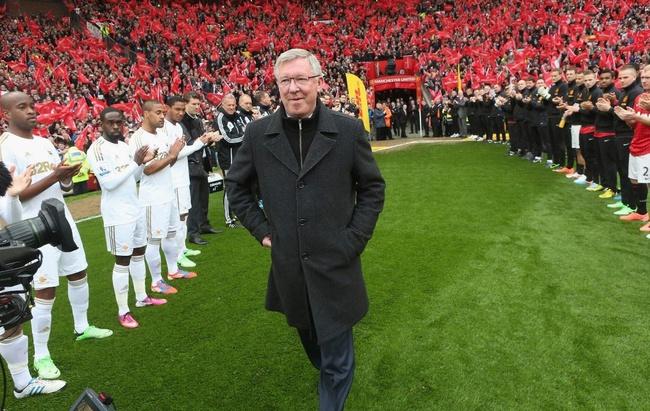 Man Utd xác nhận Sir Alex trở lại cầm quân trận vinh danh Carrick - ảnh 2