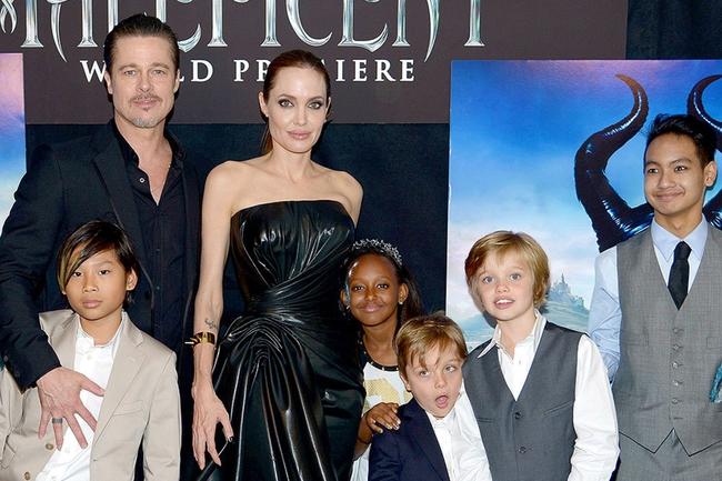 Brad Pitt mong mỏi Angelina Jolie và các con dọn về sống gần nhà mình - Ảnh 2.