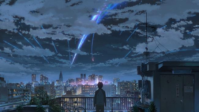 Your Name - Xứng danh bom tấn đạt doanh thu cao nhất năm của Nhật - Ảnh 1.