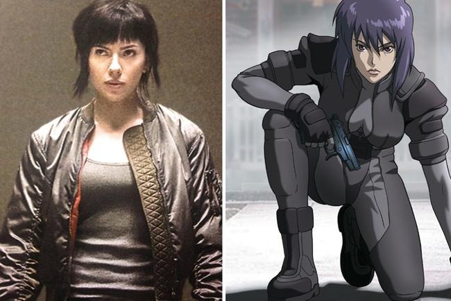 Ghost in the Shell của Scarlett Johansson khác biệt như thế nào so với Anime gốc? - Ảnh 1.