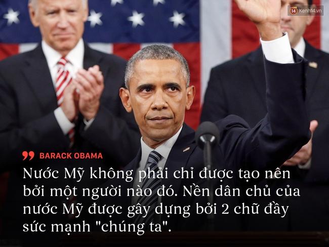 Lá thư đầy xúc động Tổng thống Obama cảm ơn toàn thể người dân Mỹ trước khi rời Nhà Trắng