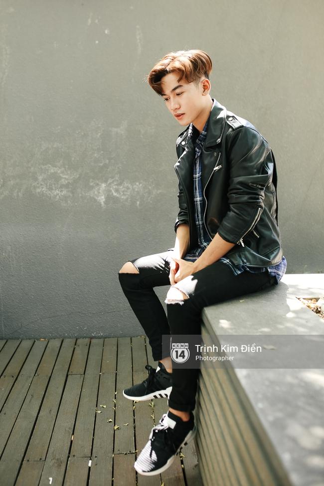 Hot boy Ali Hoàng Dương (The Voice): Sai lầm lớn nhất của tôi là đi xăm từ 16 tuổi - Ảnh 8.