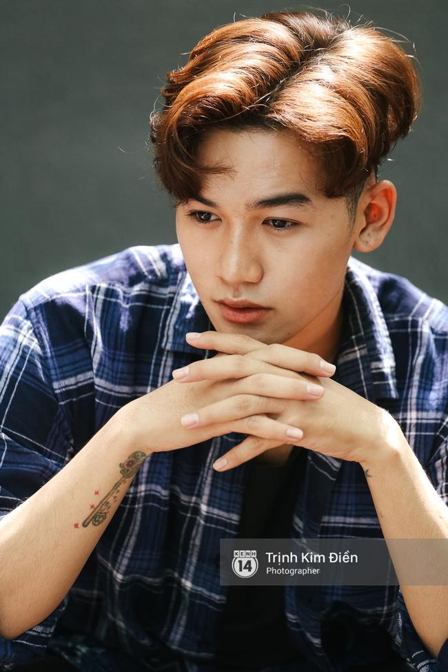 Hot boy Ali Hoàng Dương (The Voice): Sai lầm lớn nhất của tôi là đi xăm từ 16 tuổi - Ảnh 13.