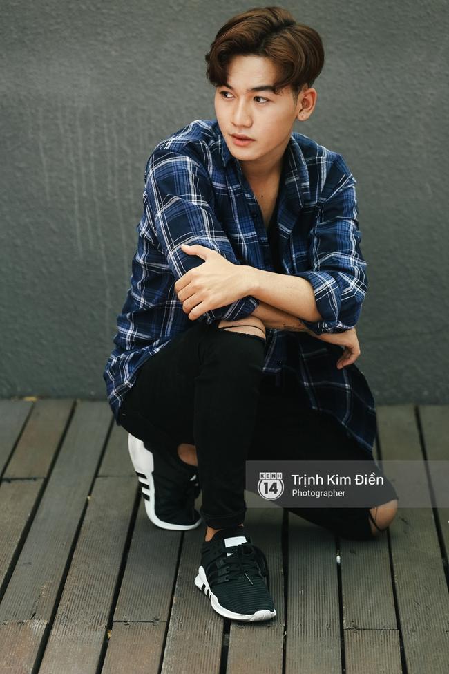 Hot boy Ali Hoàng Dương (The Voice): Sai lầm lớn nhất của tôi là đi xăm từ 16 tuổi - Ảnh 5.