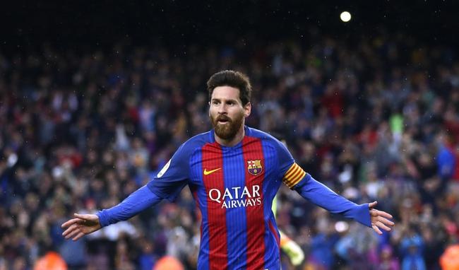 Xuất hiện bản sao giống hệt Messi từ râu đến tóc - Ảnh 1.