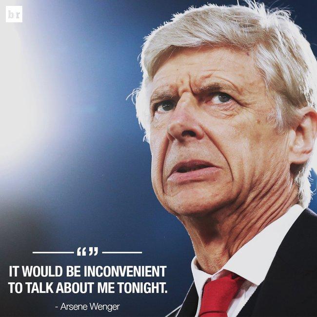 Ảnh chế: Wenger ngồi ghế điện sau trận thua 0-3 của Arsenal - Ảnh 3.